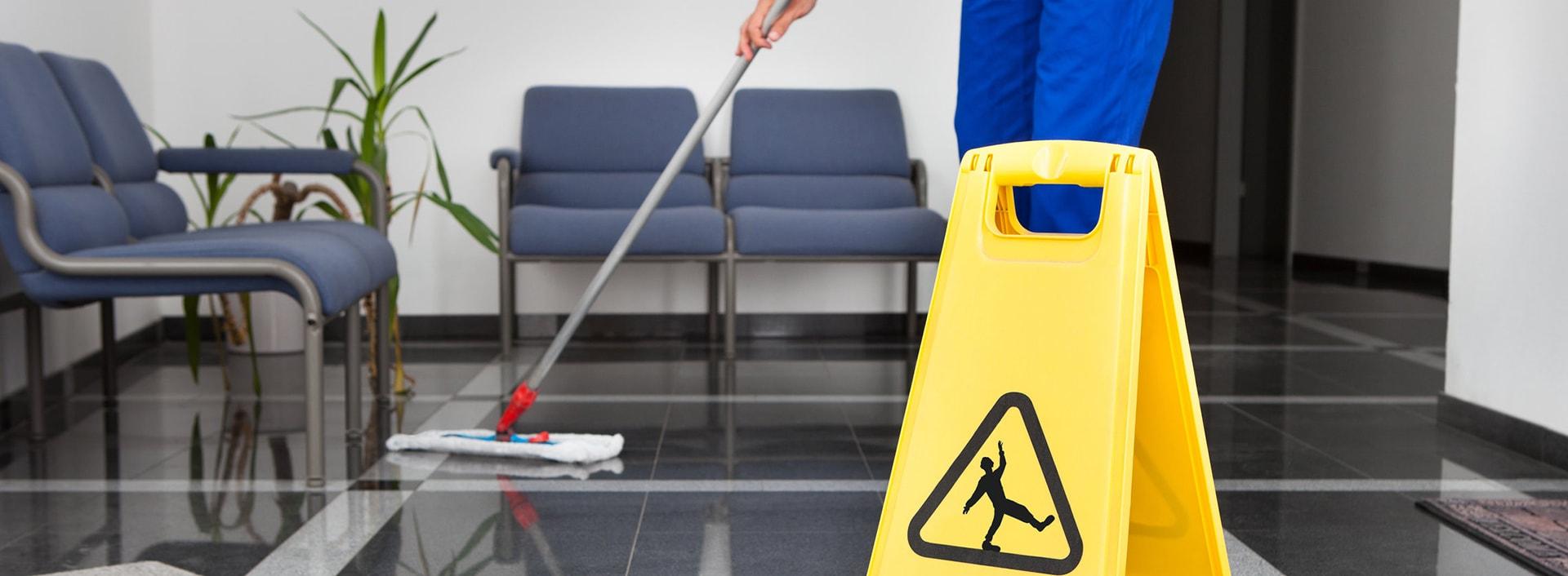 pulizia uffici Ticino